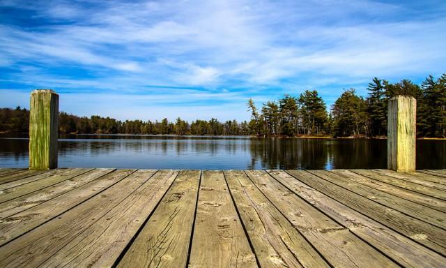 Carp Lake, Michigan