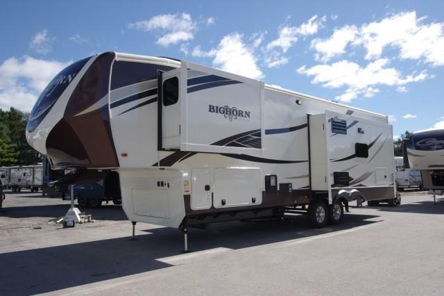 2016 Bighorn 3575EL Interior Photo