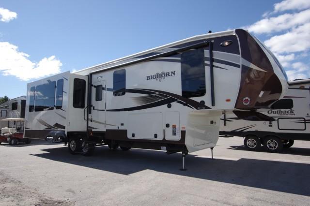 2016 Bighorn RVs 3575el 5th Wheel Bi6901