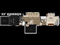 Cyclone 200 Floor Plan