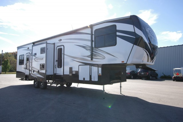 New 2016 Heartland Torque Tq365 5th Wheel For Sale – To6335