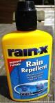 Rain X Rain Repellant