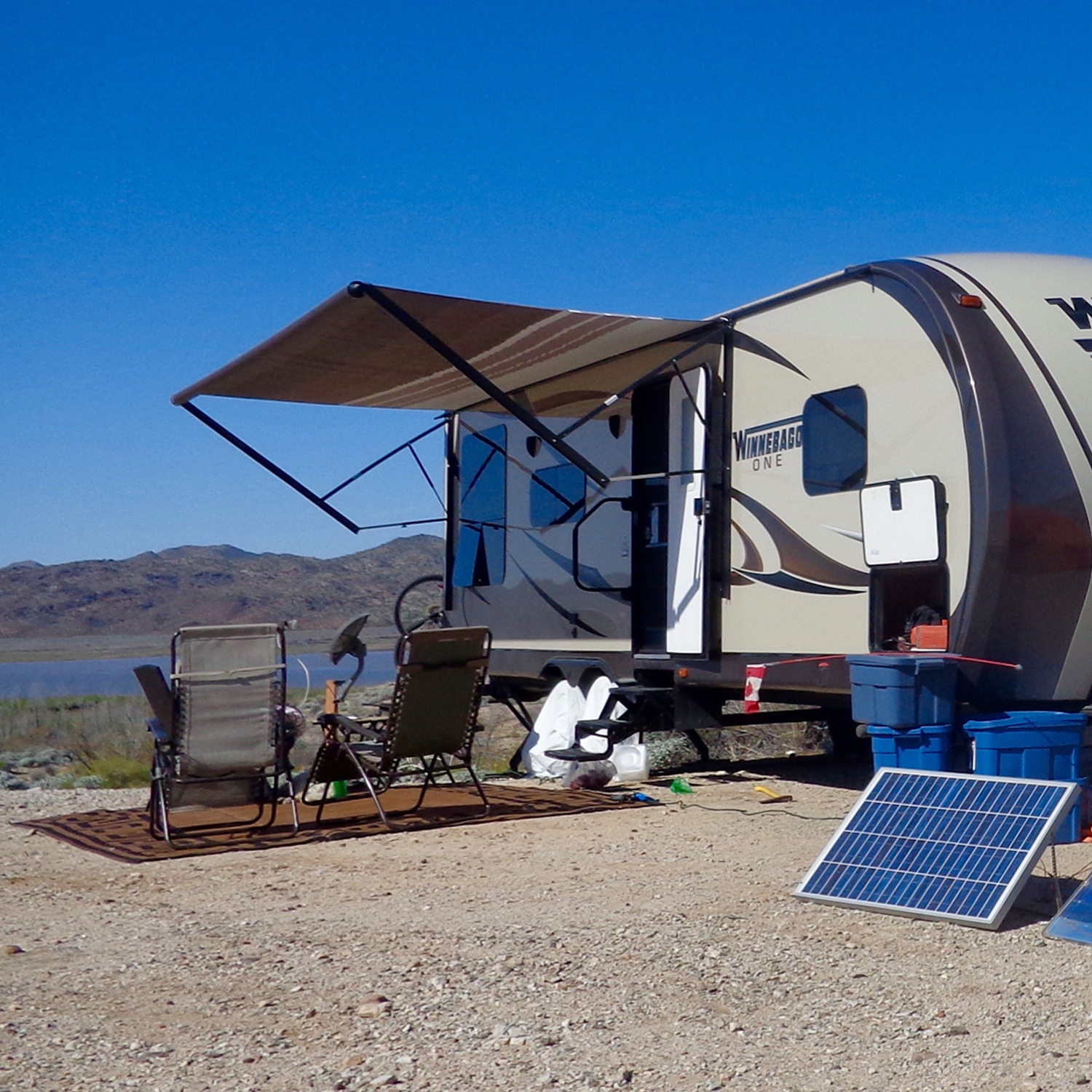 Rv Solar Panels Lakeshore Rv Blog