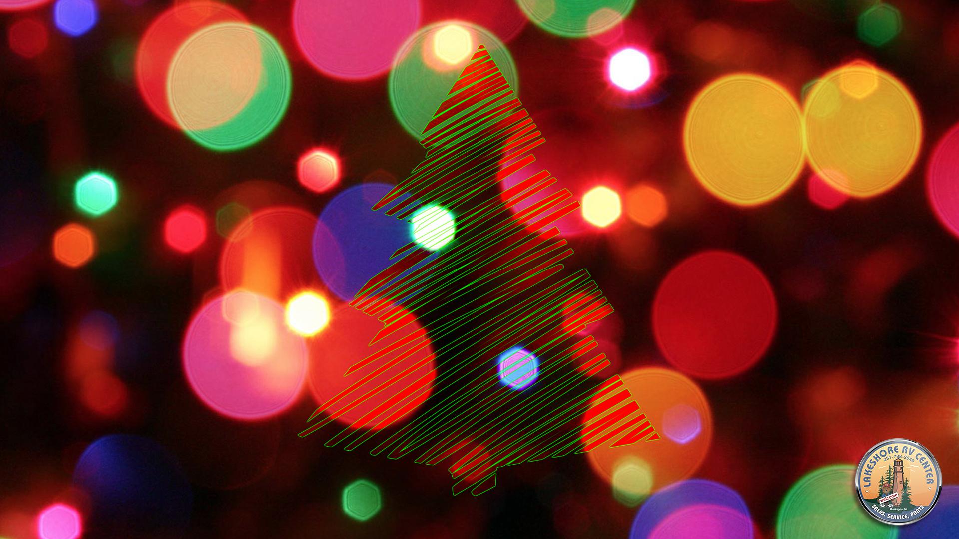 christmas rv decorating lakeshore rv blog