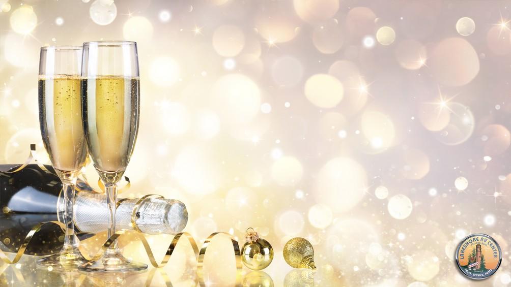 New Years Celebration Spots