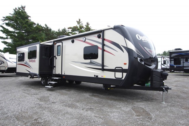 New 2016 Keystone Outback 328rl Travel Trailer For Sale 452044