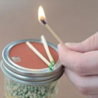 Jar of Matches