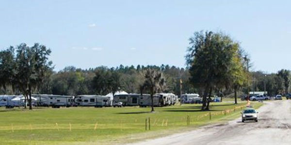 Spirit of the Suwannee Music Park & Campground