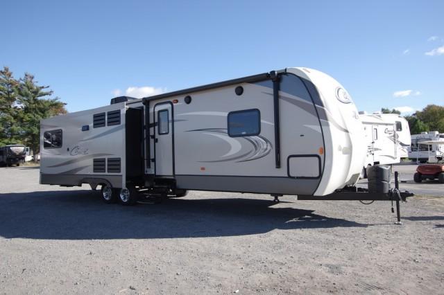 2016 Cougar Xlite RVs 33sab Travel Trailer Ke6932
