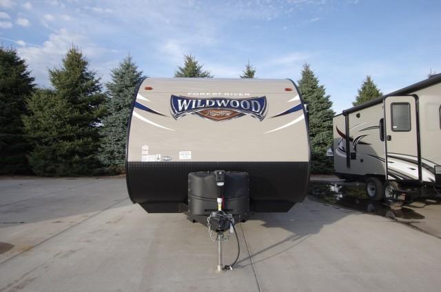 2016 Wildwood X-Lite 263BHXL Interior Photo