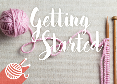 How to Get Started Knitting