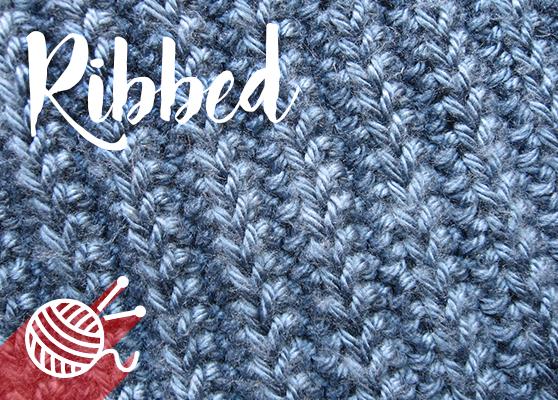 Ribbed Stitch