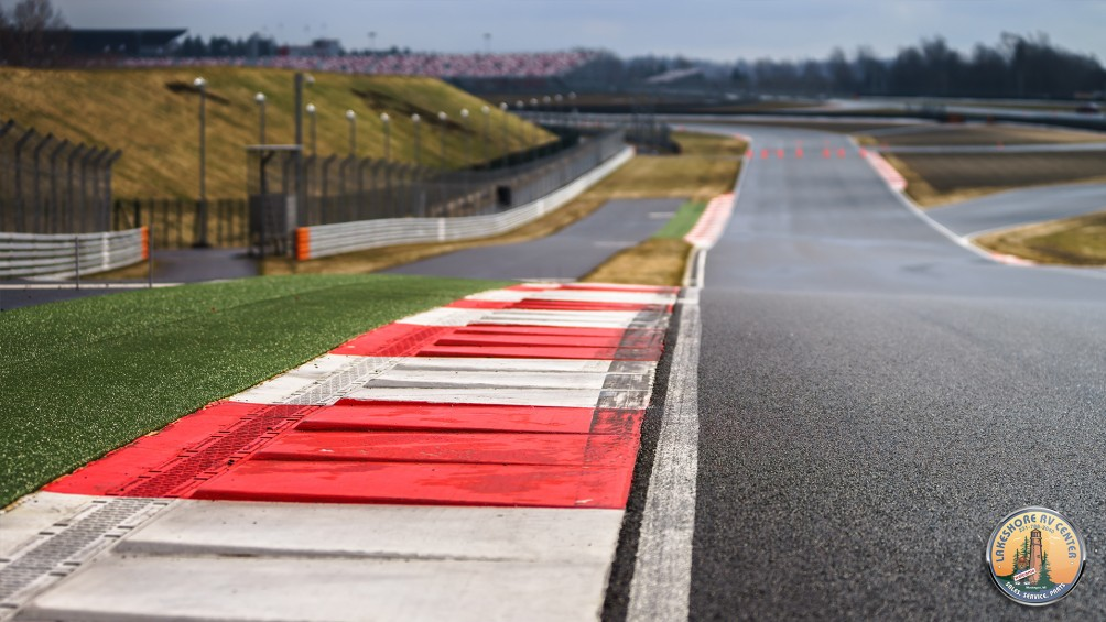 Darlington Raceway Track