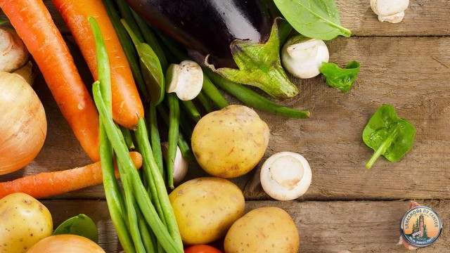 Fresh Vegetables For Your Next Camping Trip