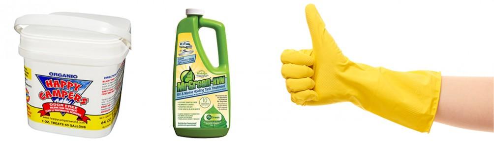 Environmentally Friendly RV Holding Tank Chemicals