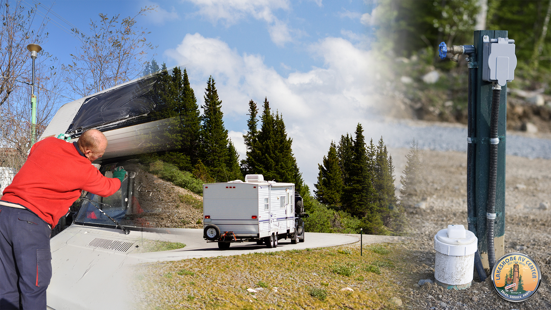 tips for first time rv drivers