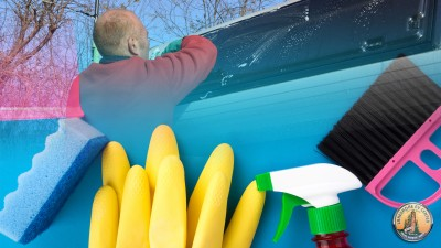 Cleaning Products for RV Exteriors