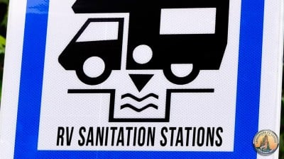 RV Sanitaion Station
