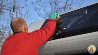 spring cleaning RV
