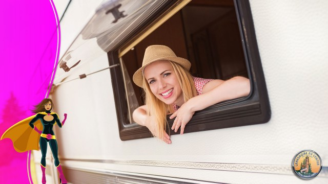 RVing Woman
