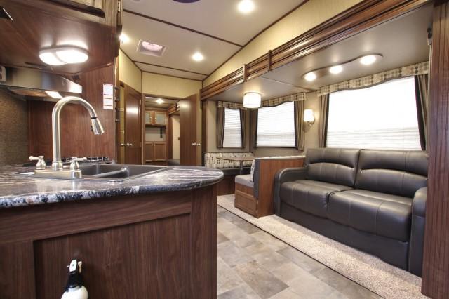 2016 Sprinter 324FWBHS Interior Photo