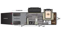 2017 Impact Vapor Lite 29V Floor Plan