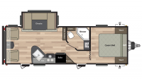 2019 Summerland 2570RL Floor Plan