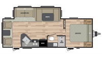 2019 Summerland 2660RL Floor Plan