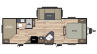 2019 Summerland 2720BH Floor Plan