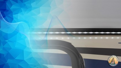 Led Lights RV Awning