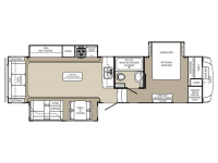 2013 Columbus 320RS Floor Plan