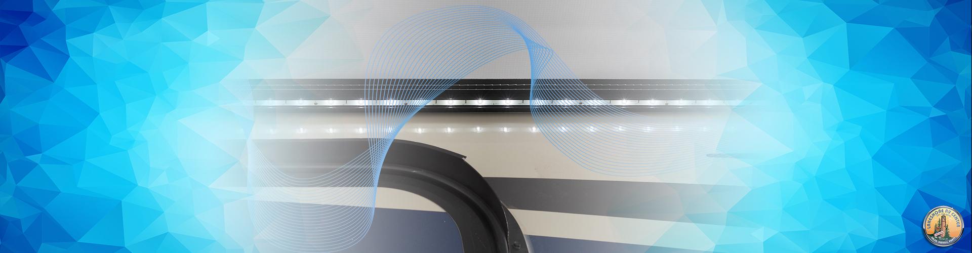 RV Awning LED lights