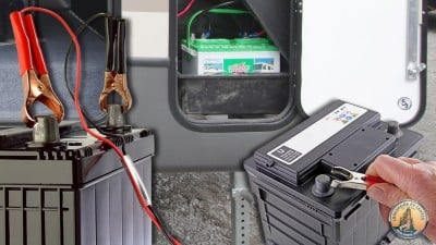 Handling Trickle Charging and Storage
