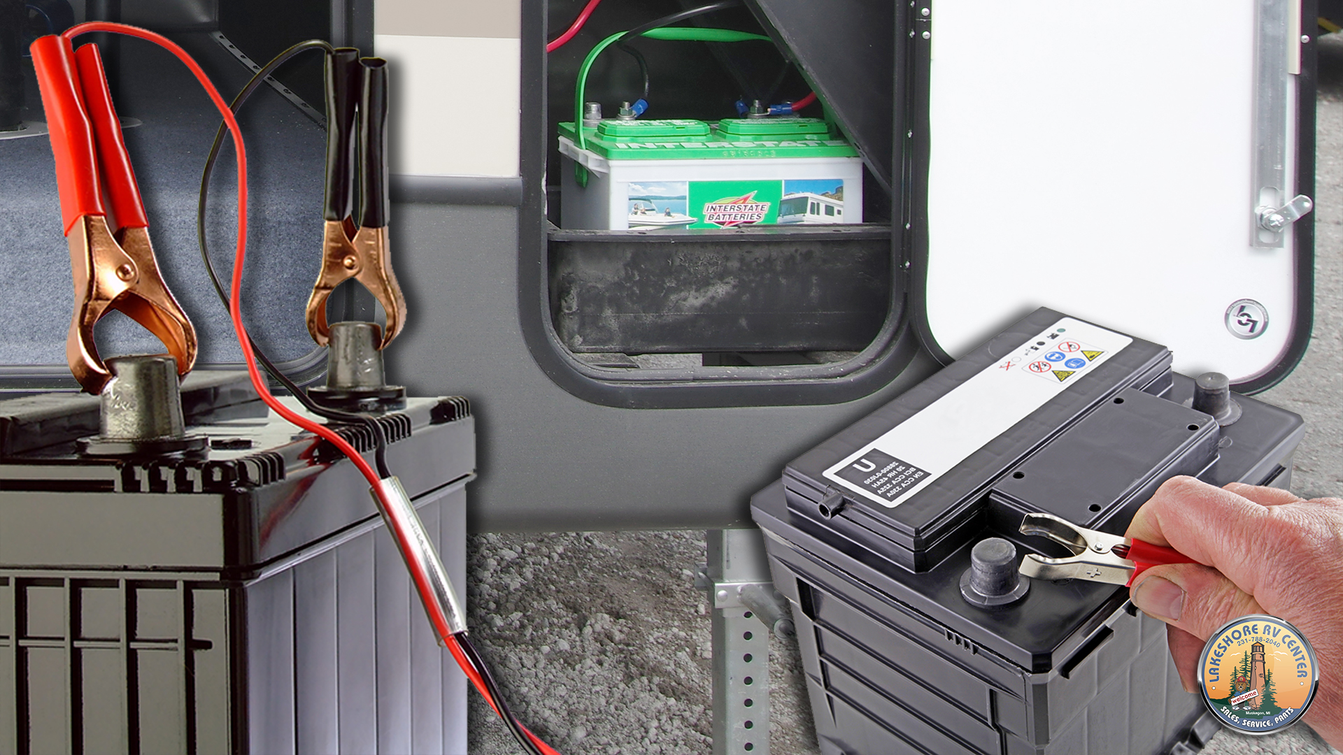 Handling Trickle Charging and Storage  Lakeshore RV Blog