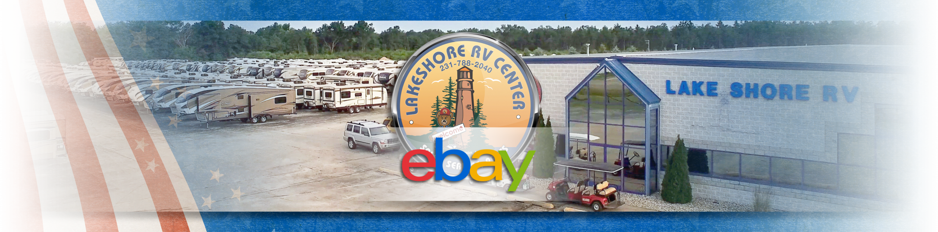 Lakeshore RV Center Ebay America Sale