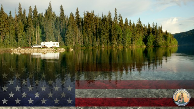 Beautiful America and Experiencing the RV Lifestyle
