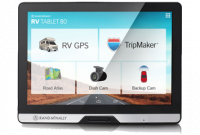 Rand McNally RV Tablet 80