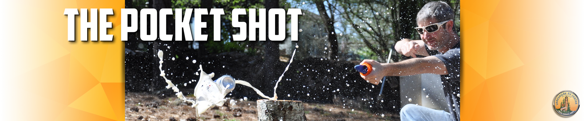 The Pocket Shot – Compact Hunting