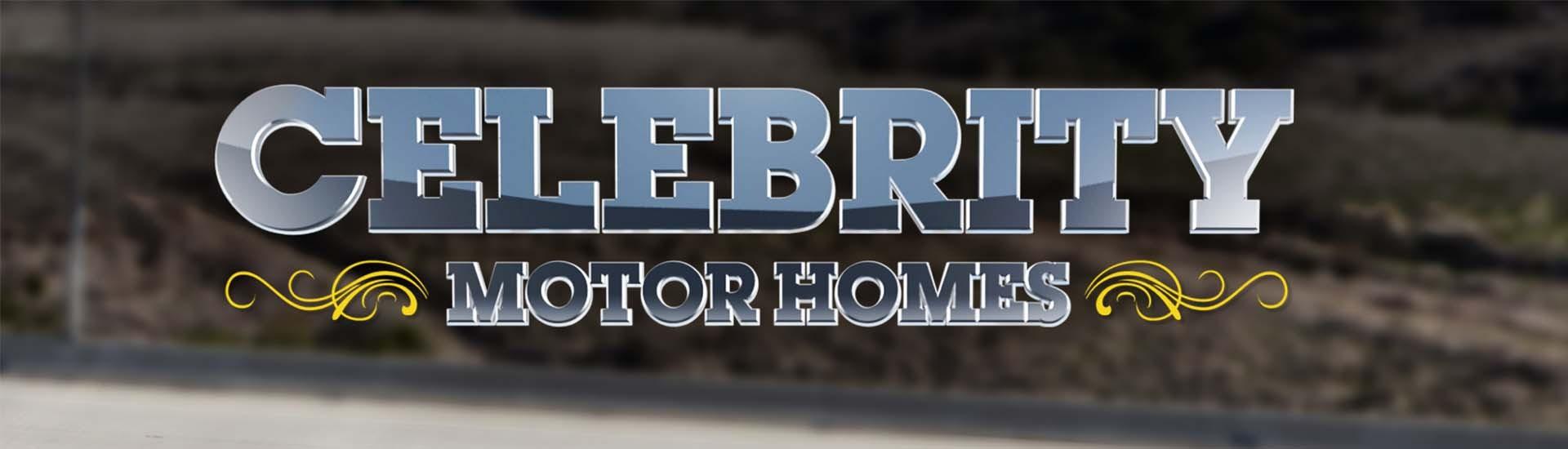 celebrity motorhomes