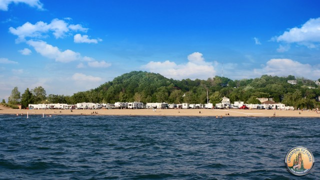Grand Haven State Park Awesome Michigan RV Destination RVs