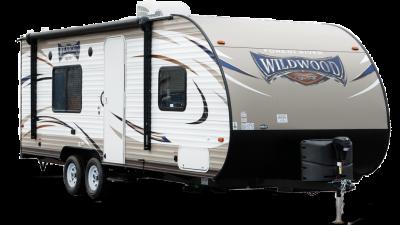 Wildwood X-Lite RVs