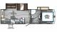 2018 Arctic Wolf 255DRL4 Floor Plan