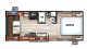 2018 Grey Wolf 20RDSE SPECIAL EDITION Floor Plan