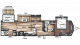 2018 Wildwood DLX 426-2B Floor Plan