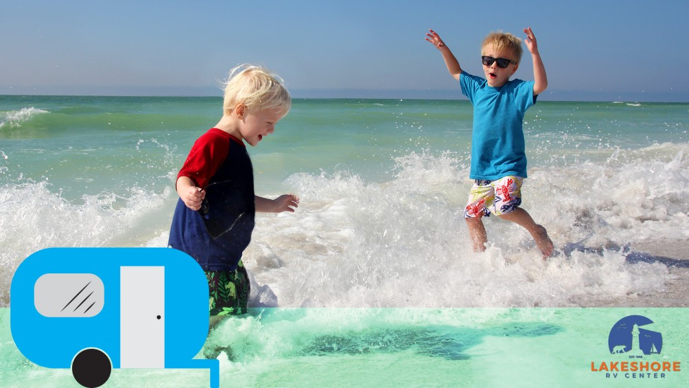 Family RVing Spring Break Vacation Ideas