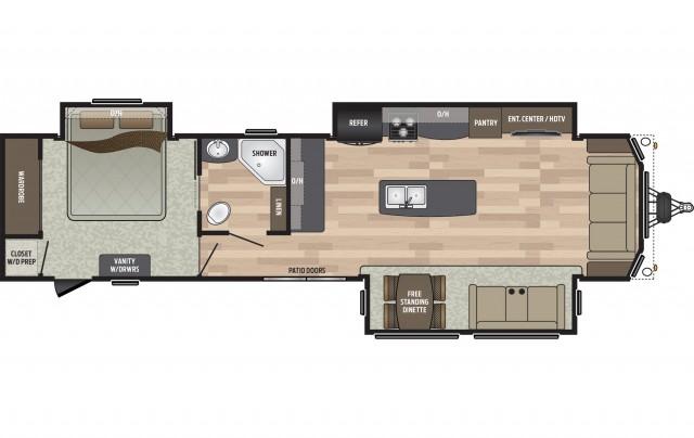 2019 Residence 40MKTS