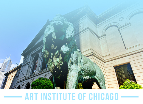 Visit the Art Institute of Chicago