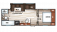 2017 Cherokee 235B Floor Plan
