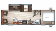 2017 Cherokee 264L Floor Plan
