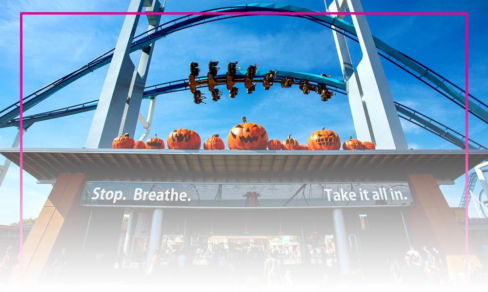 Plan your Halloween festivities right - Halloweekends at Cedar Point